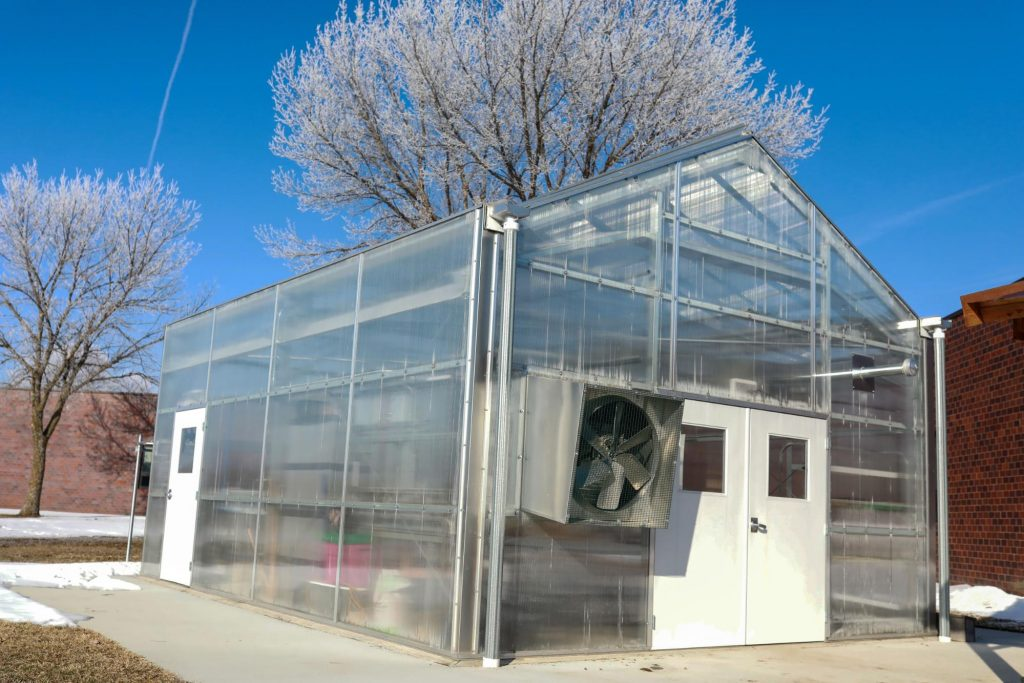 Central Decatur Greenhouse