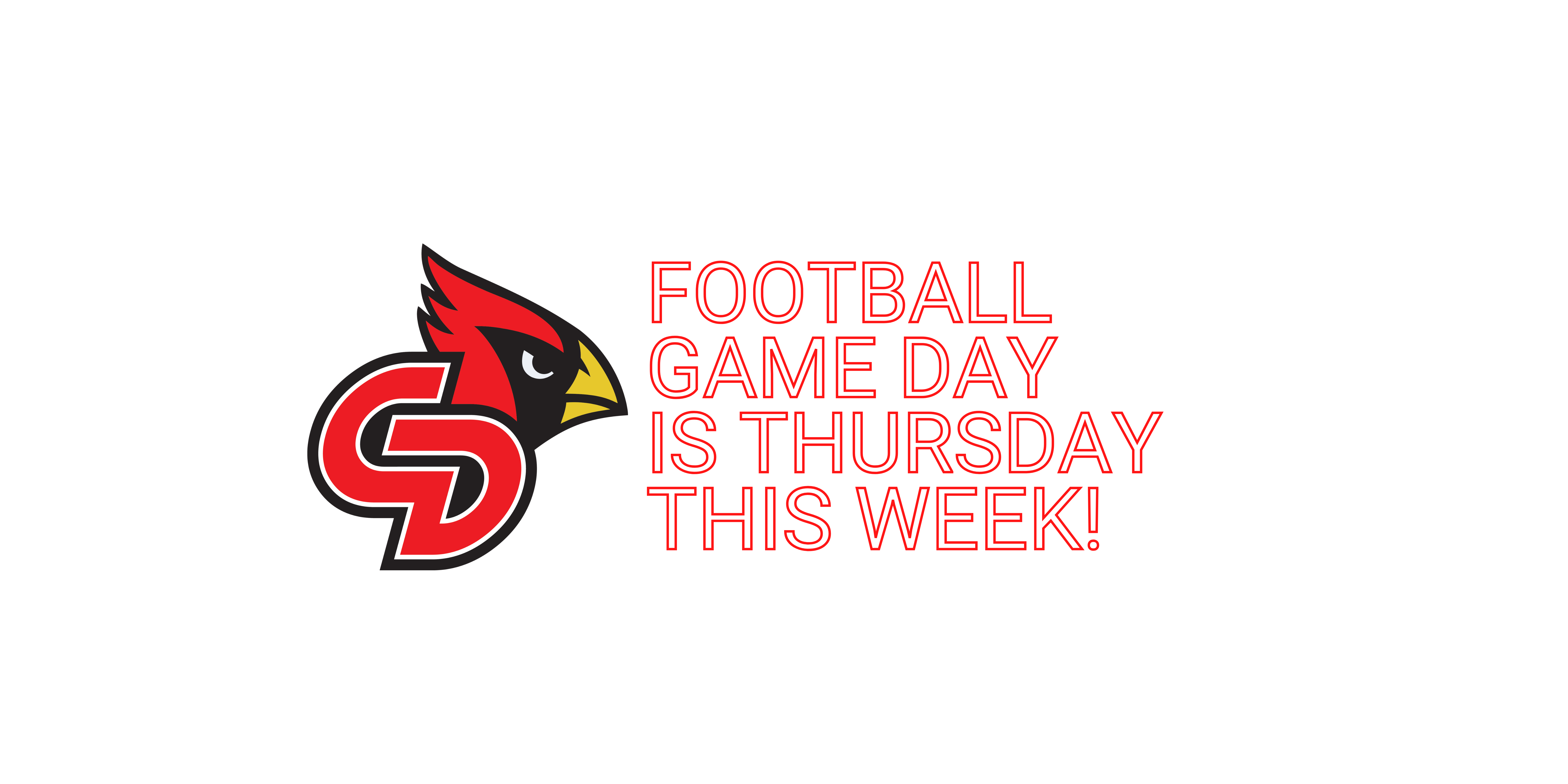 Football is Thursday night this week!