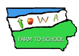 Iowa Farm to School Grant Logo